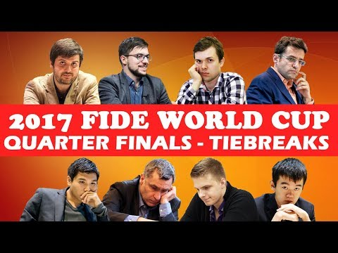 2017 WORLD CUP QUARTERFINALS: Tiebreaks
