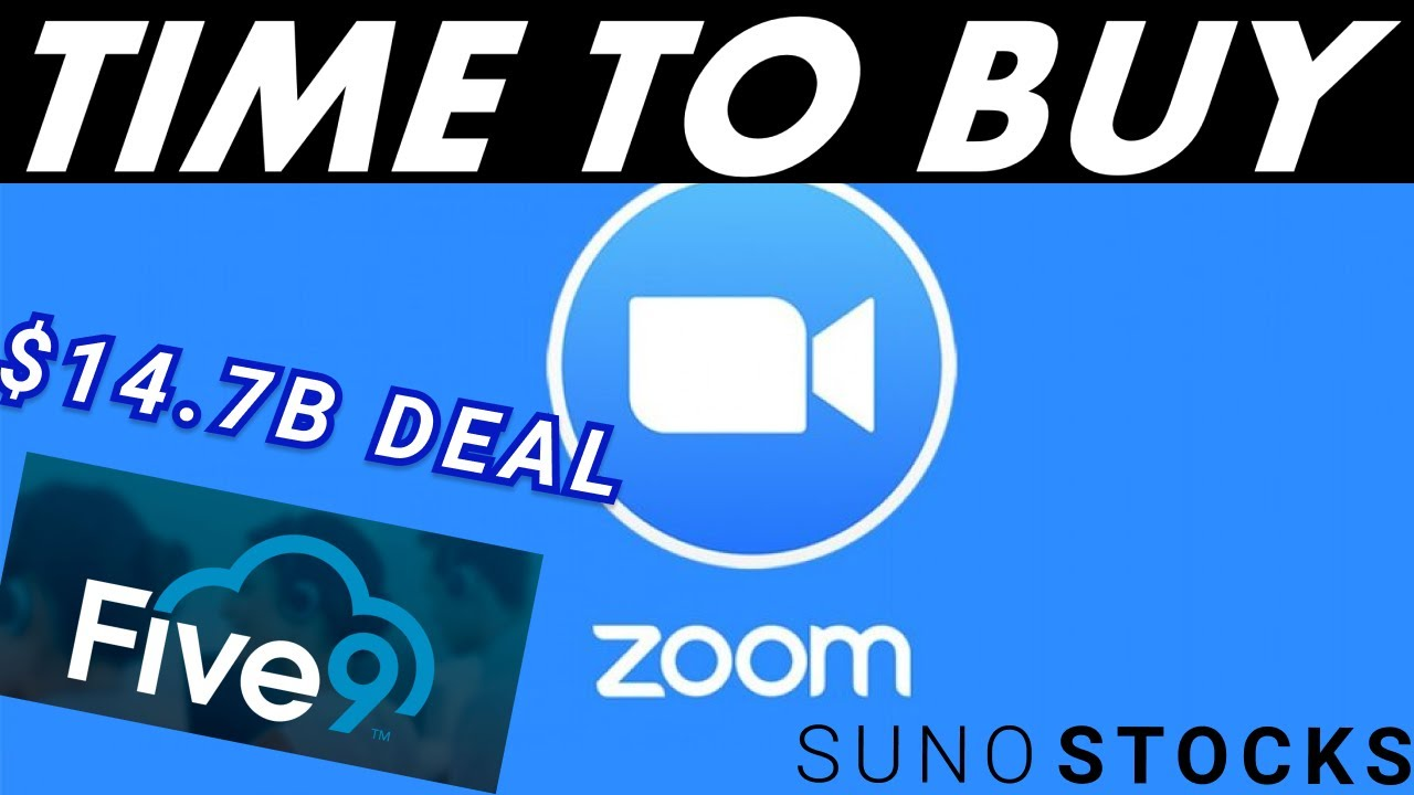 The Zoom-Five9 deal is a big bet for the video conferencing company
