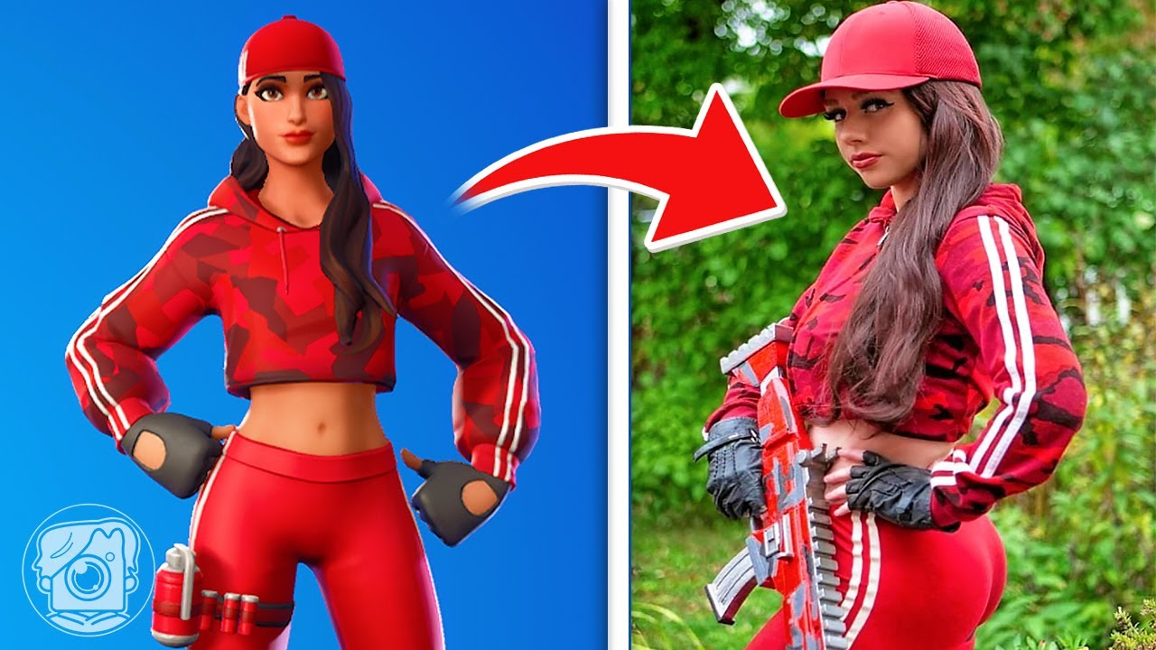 Download Top 10 Fortnite Characters IN REAL LIFE!