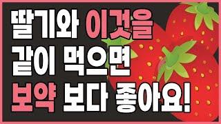 딸기 궁합 | 딸기와 우유 궁합 |  딸기와 두유 | 딸기와 견과류 | 딸기와 파프리카 | 딸기와 석류 | …