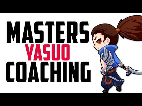 Masters Coaching - Yasuo Top