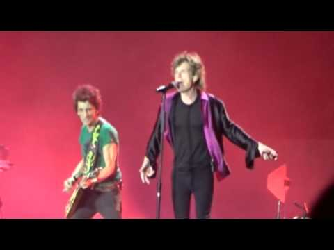 The Rolling Stones in Argentina (La Plata, 2016) Out of Control