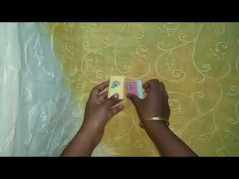 DIY KIDS MINY POCKET DIARY
