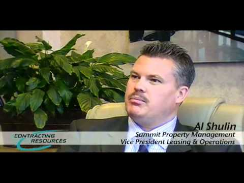 Al Shulin, Vice President Leasing & Operations, Summit Property Management