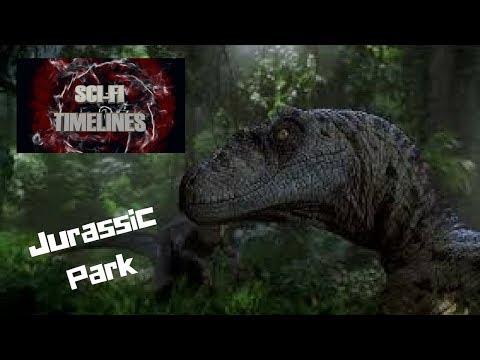 Sci-Fi Timelines Episode 14 : Jurassic Park