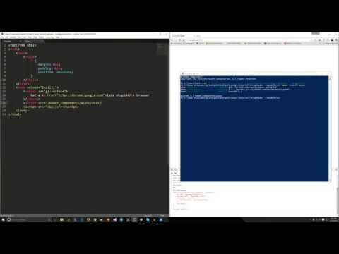 WebGL - Creating an Interactive Mandelbrot Explorer (1 of 3)
