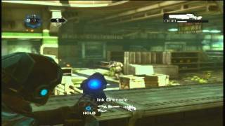 Gears of War 3 Montage/BATMAN DARKMAN Goldglove Dubstep Mix