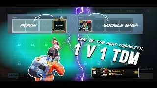 Google BABA Gaming V/S Eteon | MOST AWAITED 1v1 TDM WITH @Google BABA Gaming