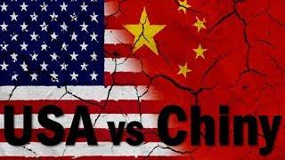 Chiny, Wojna handlowa USA vs Chiny