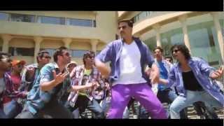 ilayathalapathy vijays stylish intro in rowdy rathore chinta ta song