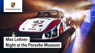A Night at the Porsche Museum with Max Leitner