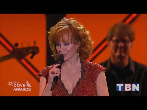 Reba McEntire Performs Back To God  48th Annual GMA Dove Awards  TBN