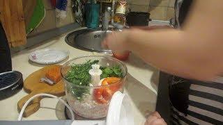 Влог:На занятиях.Суп солянка.Приехала подружка.Битая посуда.Рулет из лаваша.Вечер(21.10.17г)
