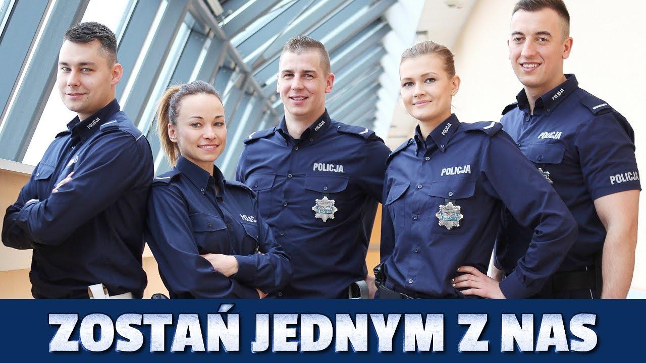 Zostań Jednym Z Nas Praca W Policji Youtube