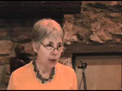 "Patricia Jakovich VanAmburg reads ""Combien"""