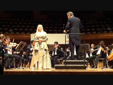 Elisabet Strid, OFUNAM - Wesendonck Lieder Parte II