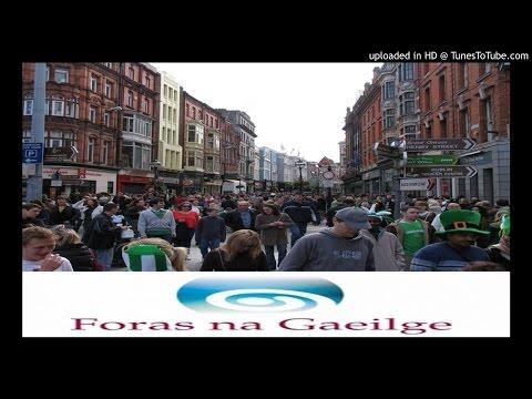Margaíocht na Gaeilge & Foras na Gaeilge - Raidió na Life (17 Bealtaine '16)