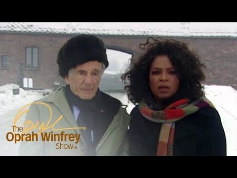 Auschwitz with Nobel Laureate and Holocaust Survivor Elie Wiesel | The Oprah Winfrey Show | OWN