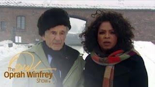 Auschwitz with Nobel Laureate and Holocaust Survivor Elie Wiesel | The Oprah Winfrey Show | OWN