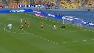 Динамо – Александрия – 1:0. Цыганков (68)