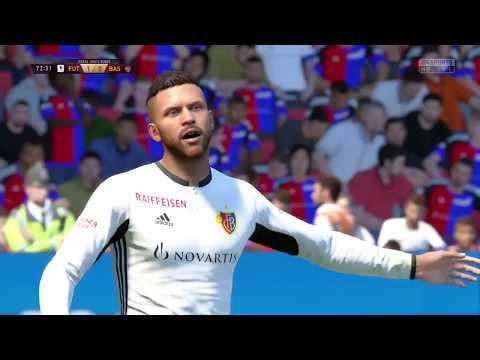 FIFA 17 Pro Club | FC Basel 152