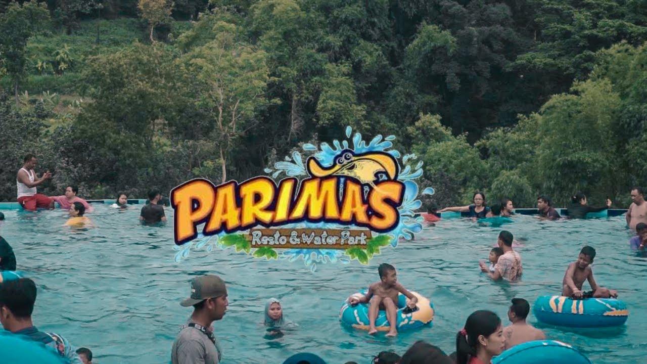 AMAZING PARIMAS - WISATA WATER PARK PACET MOJOKERTO