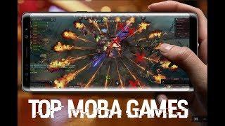 top 10 moba games