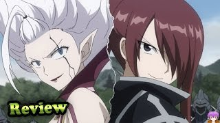 Fairy Tail 238 (2014 Episode 63) Anime Review - Betrayal フェアリーテイル