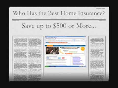 Cheap Homeowners Insurance   Who has the Cheapest Home Insurance Quotes