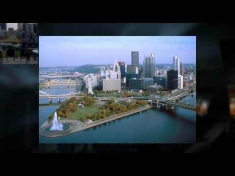 Pittsburgh PA Skyline