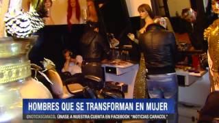 Transformismo: a estos hombres les gusta mostrar la mujer que llevan - 1 de Septiembre de 2013