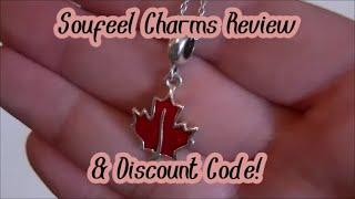 Soufeel Charm Bracelet Review & Discount Code!
