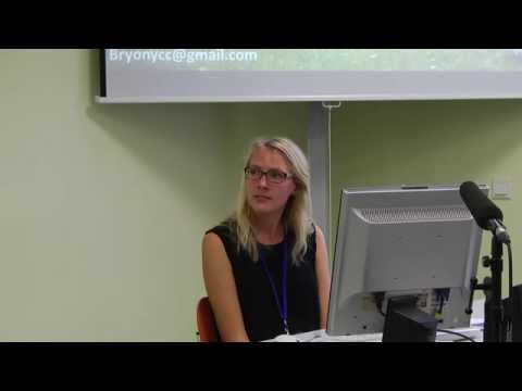 Bryony Cornforth-Camden - European Group 43th Annual Conference, Tallinn 2015