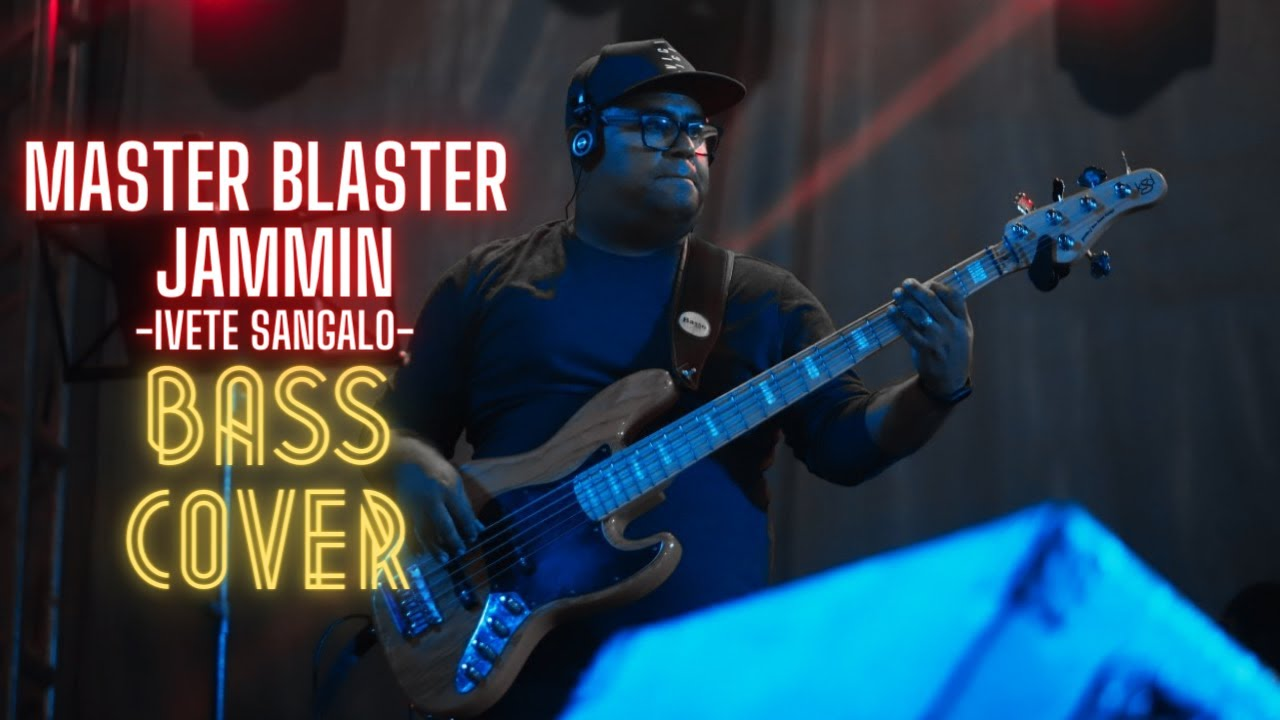 """Download """"Master Blaster Jammin"""" - Ivete Sangalo - Bass Cover."""