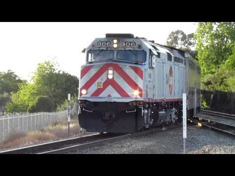 Stuffing Caltrain Trainsets into Tamien Station