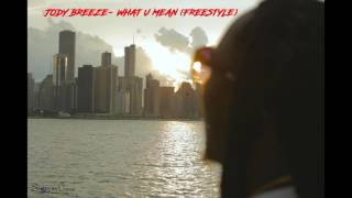 Gambar cover JODY BREEZE  WHAT U MEAN (FREESTYLE)