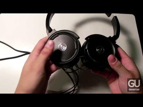 [Review] Audio-Technica ATH-WS55 Headphones