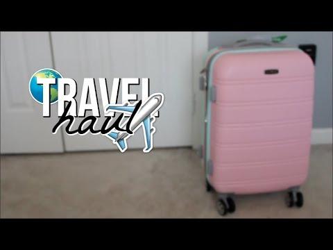 Travel Haul ||2018|| Brooke Elaine