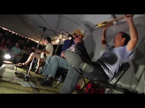 Rockin' Cigar Box Guitars in Concert 2011 at Ships of the Sea Museum