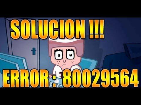 [SOLUCIÓN] GTA V (PS3) : Ante el error 80029564 !!!