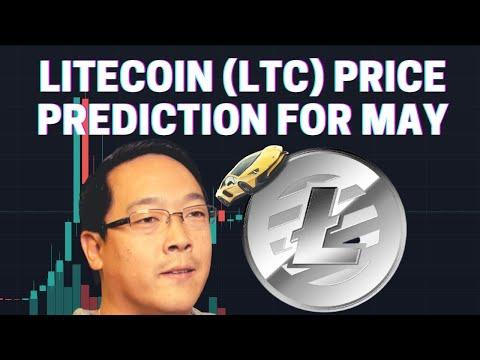 LITECOIN (LTC) PRICE PREDICTION FOR MAY 2021