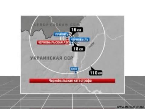 Последствия Катастрофы Чернобыльской АЭС