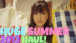 Huge Summer Haul: Dailylook, H&M, F21, B&BW, Jacob, Garage ♥ Thumbnail