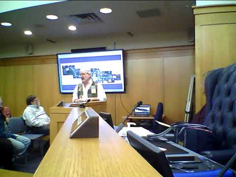 Rt 213 Road Construction Public Info Session Video1