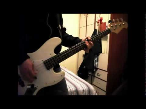 Blink 182 – I Miss You (Bass Cover)