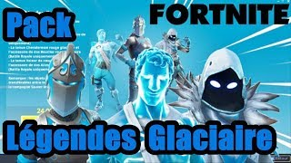 [ Fortnite] Ice Legends Pack