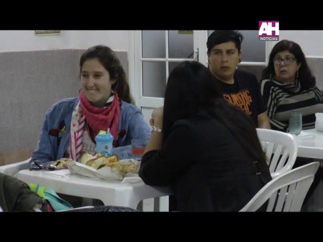 LUCIA MUJICA   AREA DE ADULTOS MAYORES   CIERRE DE ACTIVIDADES CON ACCIONES DE BUEN TRATO HACIA LOS