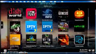 Iptv stalker parental control setings