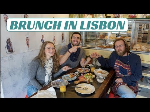FINDING FOOD In LISBON   Portugal Travel Guide