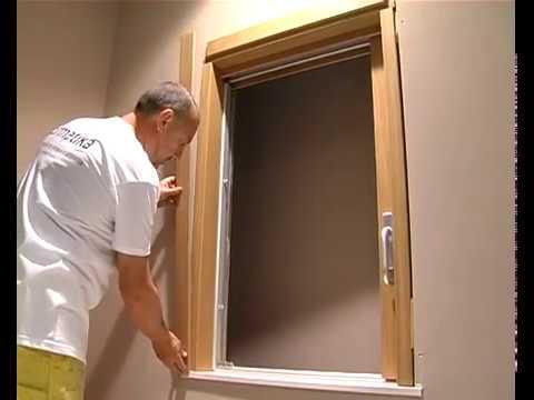 Controtelaio per esterni iride per porte e finestre a scomparsa youtube - Ristrutturare porte e finestre ...